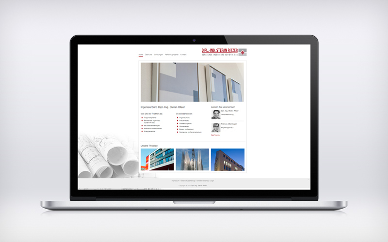 Corporate Design und Webseite