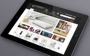 Online-Shop für Designermöbel