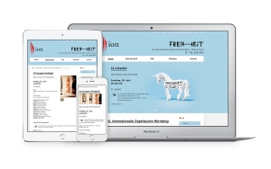 Redesign der ION-Webseite