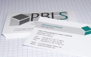 Corporate Design für PBLS
