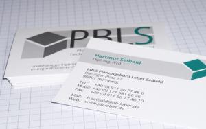 Corporate Design für PBLS