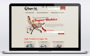 Aufwendiger Magento-Shop: Sugar-Ad